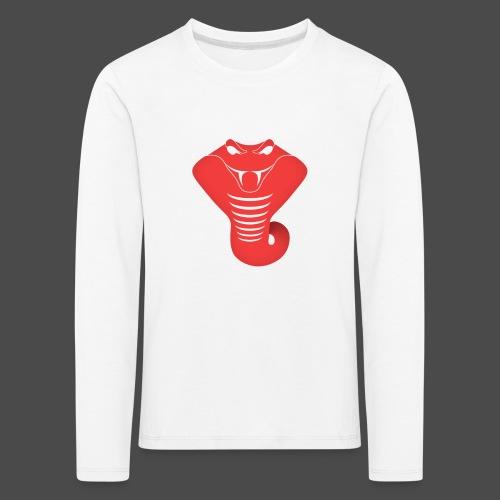 Just Some Bass snake png - Kids' Premium Longsleeve Shirt