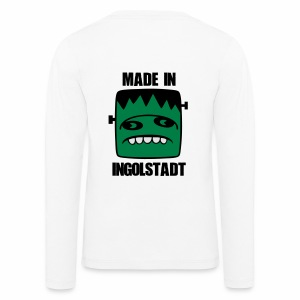 Fonster made in Ingolstadt - Kinder Premium Langarmshirt