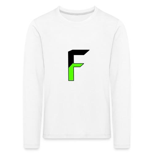 fatalF png - Kids' Premium Longsleeve Shirt