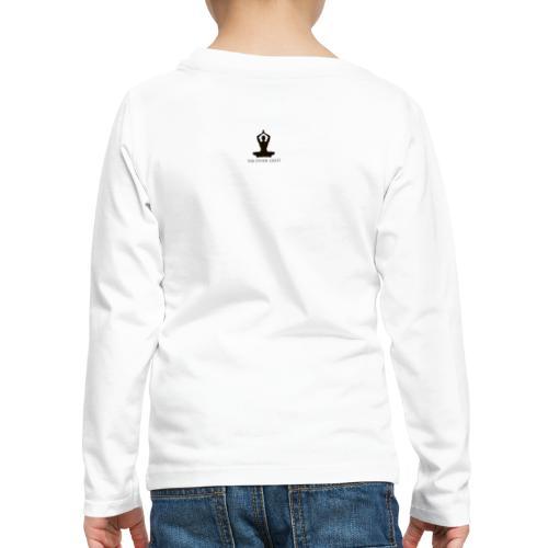 THEINNERLIGHTLOGO png - Kids' Premium Longsleeve Shirt