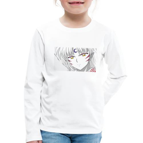 Sesshomaru II - Camiseta de manga larga premium niño