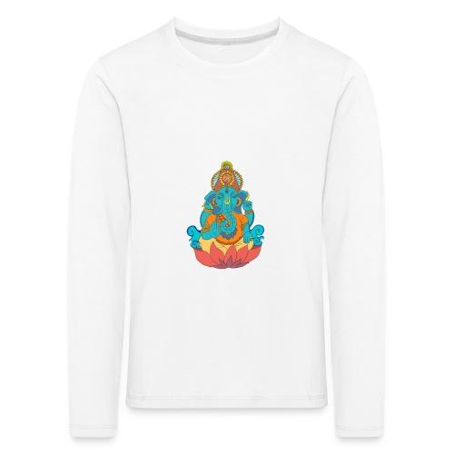 IMG_0288 2 - Långärmad premium-T-shirt barn
