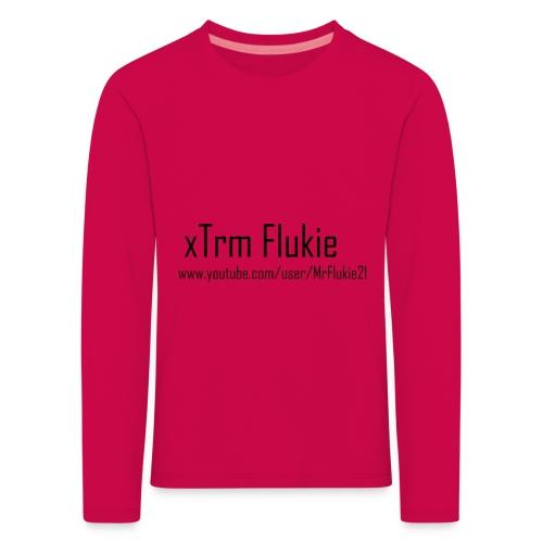 xTrm Flukie - Kids' Premium Longsleeve Shirt