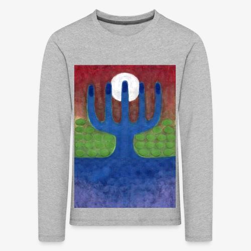 Oaza - Koszulka dziecięca Premium z długim rękawem