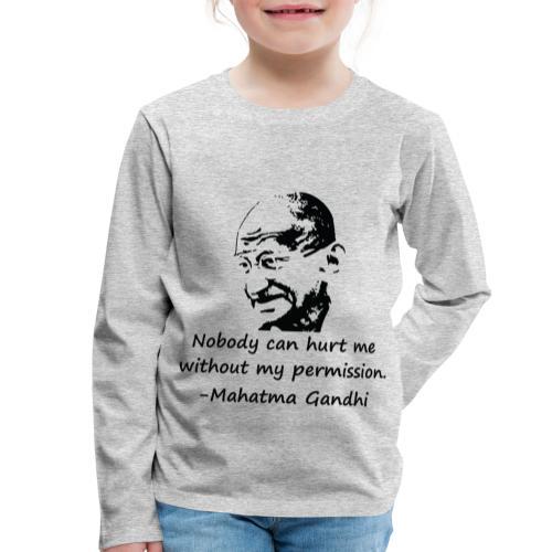 Hurt - Kids' Premium Longsleeve Shirt