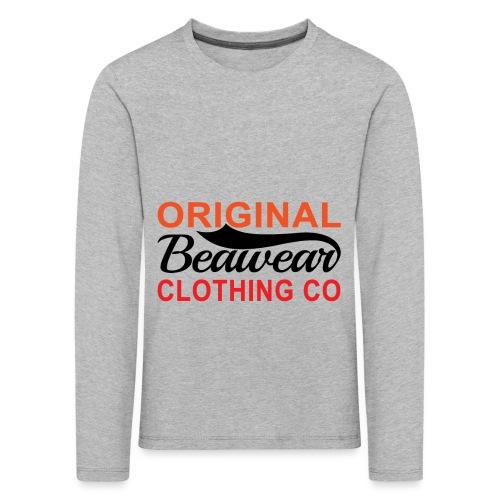 Original Beawear Clothing Co - Kids' Premium Longsleeve Shirt