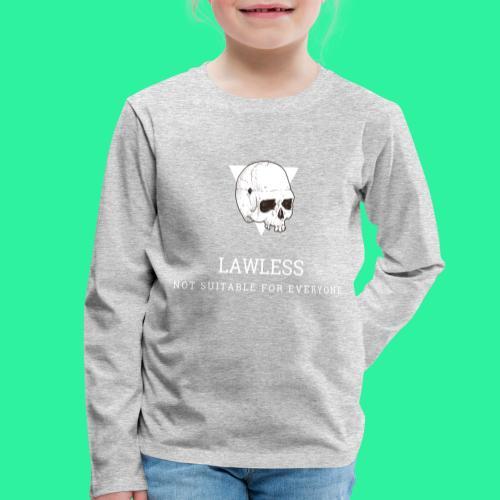 LAWLESS - Kinder Premium Langarmshirt