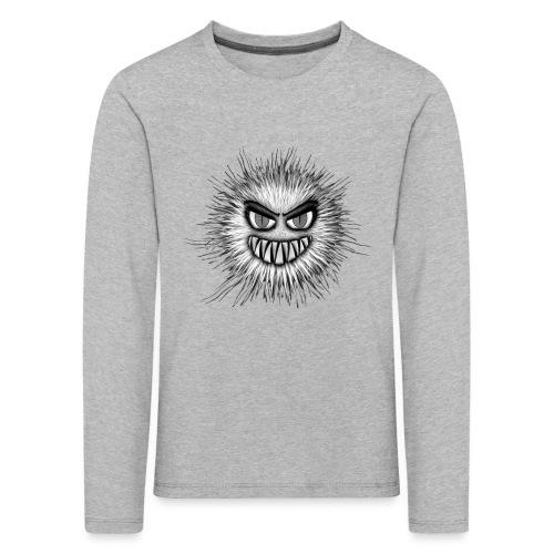 T-shirt - Monstre particule - T-shirt manches longues Premium Enfant