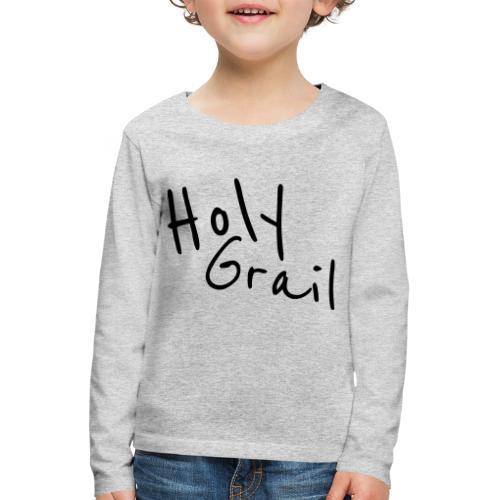 Heiliger Gral - Kinder Premium Langarmshirt