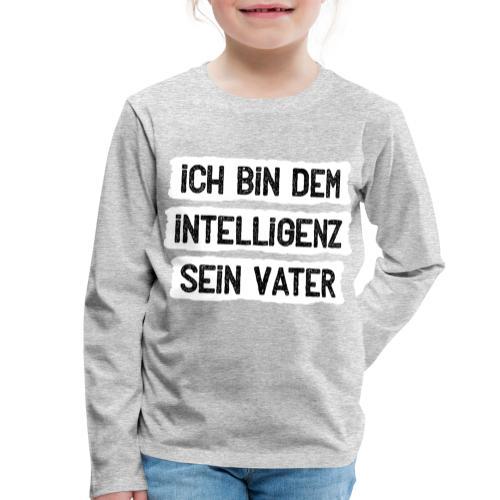 Abschluss T-Shirt Abipulli Abishirt Sprüche - Kinder Premium Langarmshirt