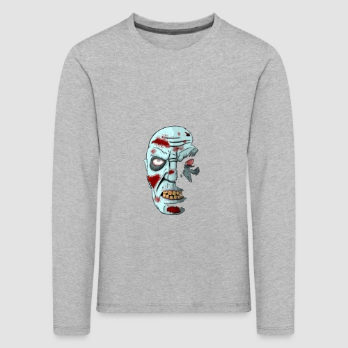 Shadow Zombie - Kids' Premium Longsleeve Shirt