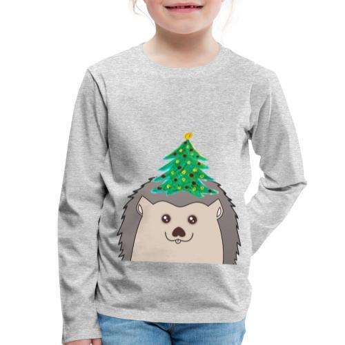 Hedtree - Kinder Premium Langarmshirt