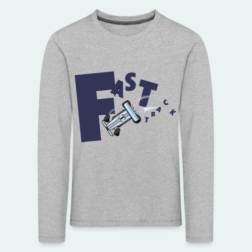FAST Track 02 - T-shirt manches longues Premium Enfant