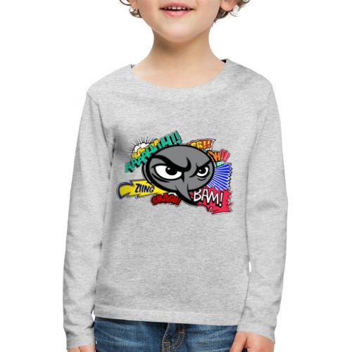 Comic's Strip - T-shirt manches longues Premium Enfant