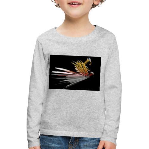Abstract Bird - Kids' Premium Longsleeve Shirt