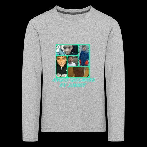 Limited Edition Gillmark Family - Kids' Premium Longsleeve Shirt