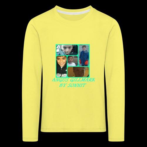 Limited Edition Gillmark Family - Kids' Premium Longsleeve Shirt