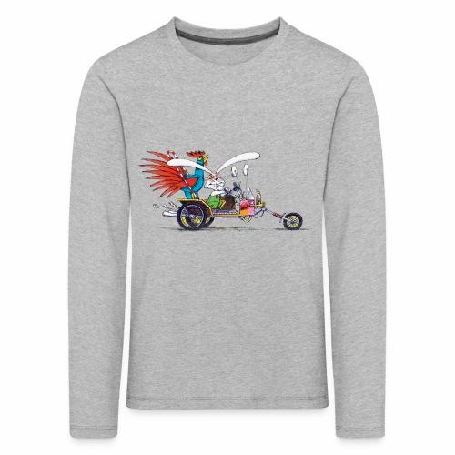 Mimmelitt das Stadtkaninchen - Kinder Premium Langarmshirt