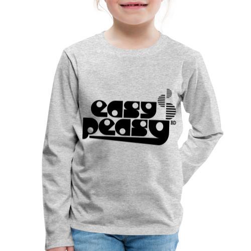 Easy Peasy - Kinder Premium Langarmshirt