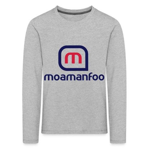 Moamanfoo - T-shirt manches longues Premium Enfant