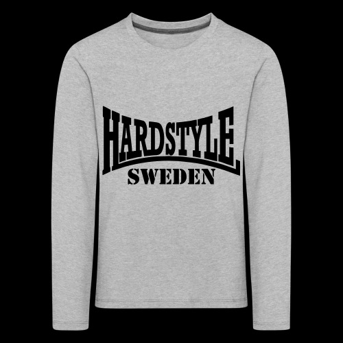 hardstyle - Långärmad premium-T-shirt barn