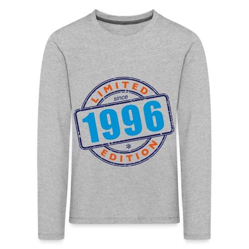 LIMITED EDITION SINCE 1996 - Kinder Premium Langarmshirt