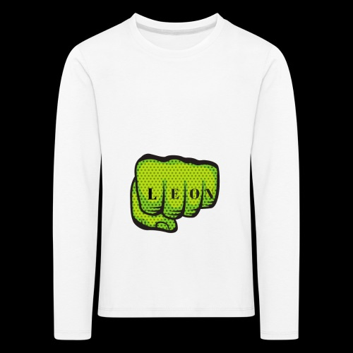 Leon Fist Merchandise - Kids' Premium Longsleeve Shirt