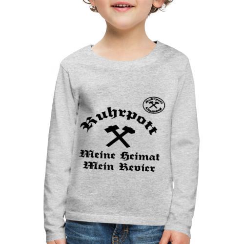 Ruhrpott Meine Heimat Mein Revier rpc - Kinder Premium Langarmshirt