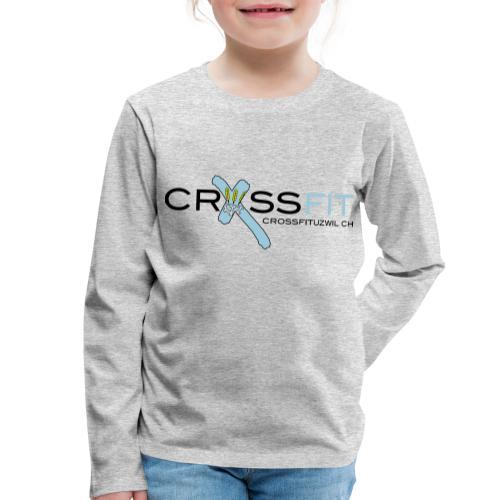 Logo klein - Kinder Premium Langarmshirt