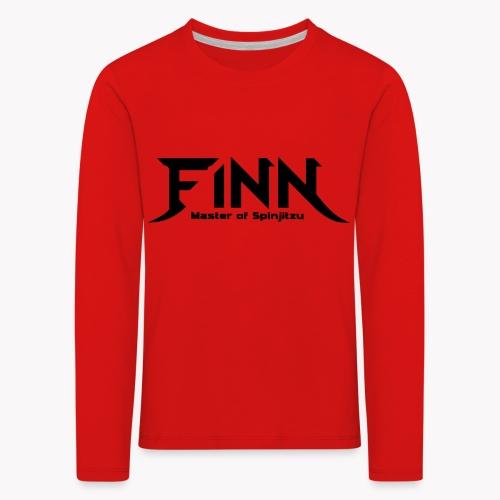 Finn - Master of Spinjitzu - Kinder Premium Langarmshirt