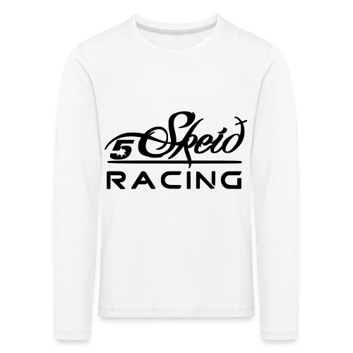 Skeid Racing - Kids' Premium Longsleeve Shirt