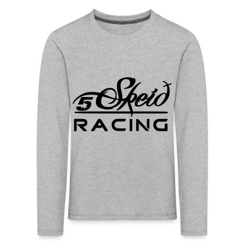Skeid Racing - Kids' Premium Longsleeve Shirt