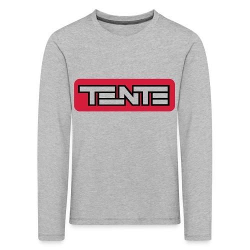 Logo TENTE - Camiseta de manga larga premium niño