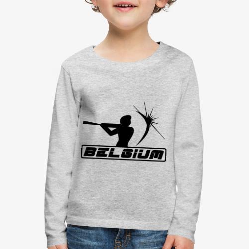 Belgium 2 - T-shirt manches longues Premium Enfant