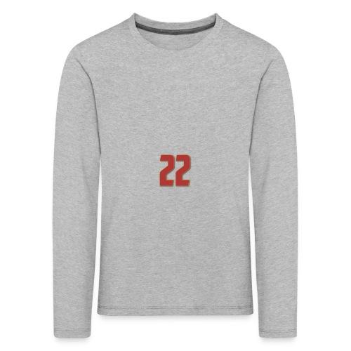 t-shirt zaniolo Roma - Maglietta Premium a manica lunga per bambini