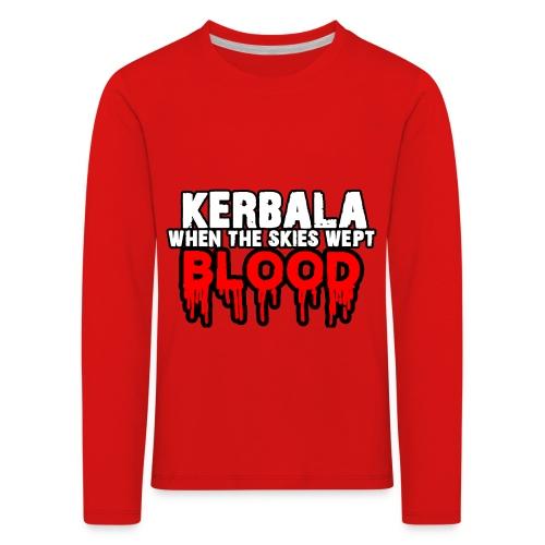 Kerbala - Kids' Premium Longsleeve Shirt