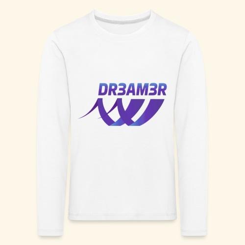 DR3AM3R - Lasten premium pitkähihainen t-paita