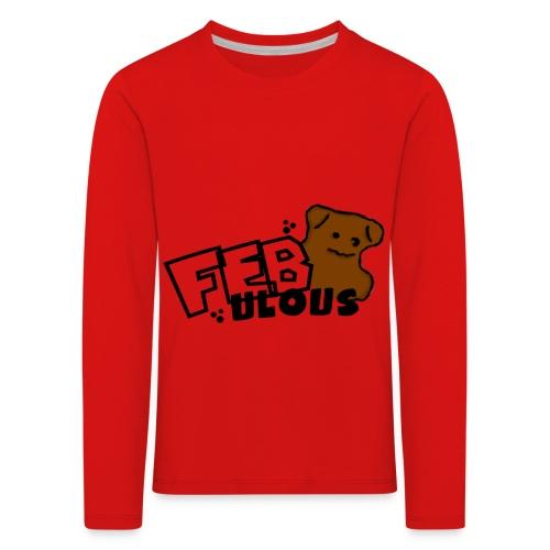 SOGailjaja - Kids' Premium Longsleeve Shirt