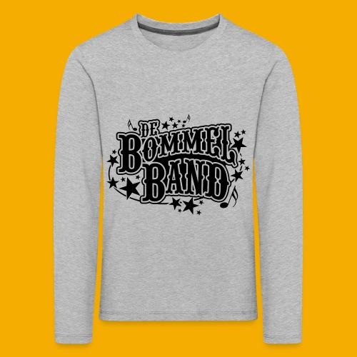 bb logo - Kinderen Premium shirt met lange mouwen