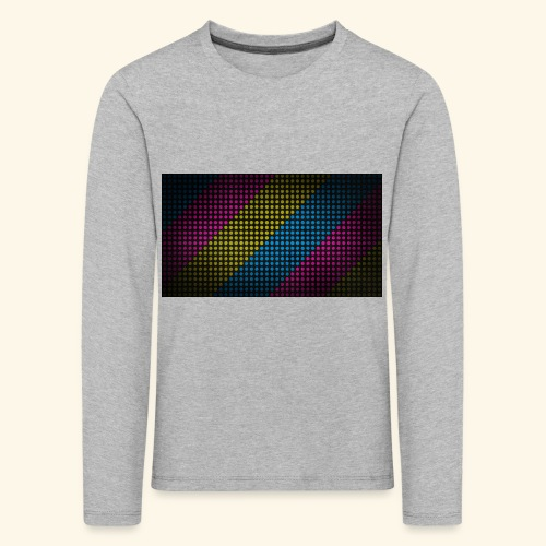 T-Shirts - Kinderen Premium shirt met lange mouwen