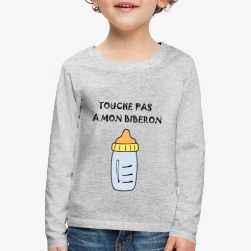 biberon - T-shirt manches longues Premium Enfant