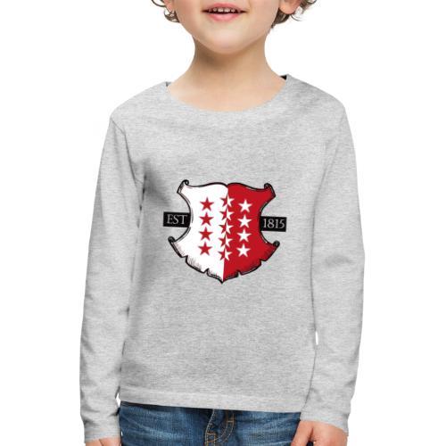 Valais est. 1815 - Kinder Premium Langarmshirt