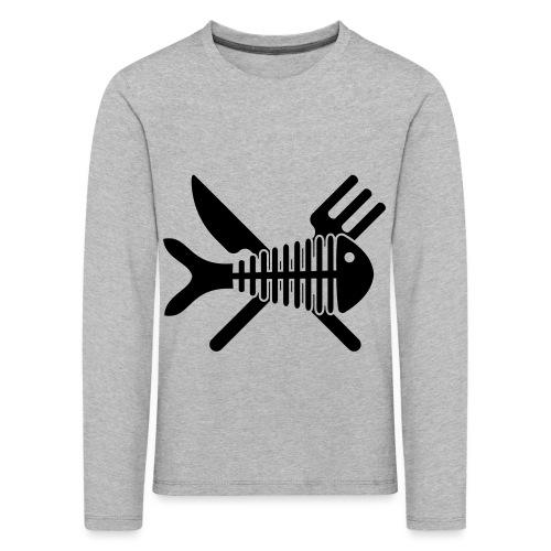 Poisson couvert - T-shirt manches longues Premium Enfant