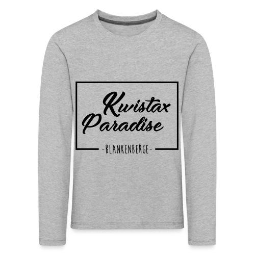 Cuistax Paradise - T-shirt manches longues Premium Enfant