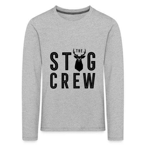 THE STAG CREW - Kids' Premium Longsleeve Shirt