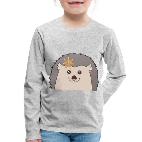 Hed ginger - Kinder Premium Langarmshirt