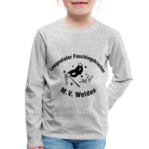 LFK_Logo - Kinder Premium Langarmshirt