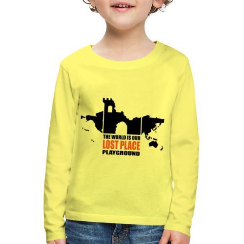 Lost Place - 2colors - 2011 - Kinder Premium Langarmshirt