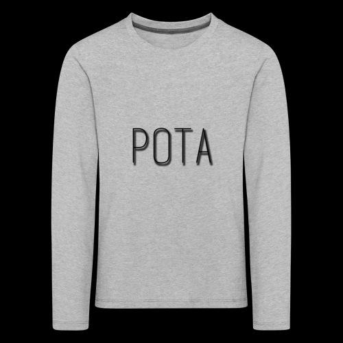 pota2 - Maglietta Premium a manica lunga per bambini