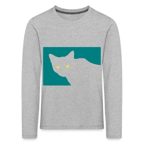 Spy Cat - Kids' Premium Longsleeve Shirt